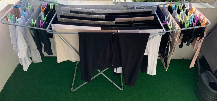 Wäscheständer – Der normale 0815 Wäscheständer im Test